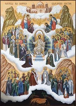Икони с Библейски сцени