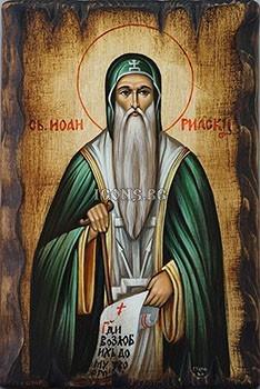 Икони на Свети Йоан Рилски