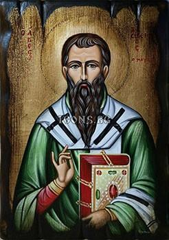 Икони на Свети Василий